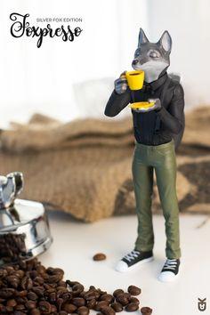Arabica Coffee Beans, Coffee Sacks, Black N Yellow, Pop Culture, Fox, In This Moment, Superhero, Silver, Design
