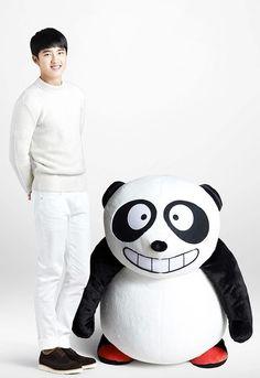 Awww so cute >< Baekyeol, Kyungsoo, Huang Zi Tao, Kim Minseok, Exo Do, Do Kyung Soo, Exo Members, Park Chanyeol, Handsome Boys