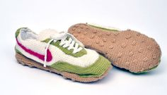 Knitted Nike's by THIS IS studio for Nike78