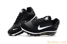 New Coming Nike Air Max 2017 5Max KPU Black White Women Men