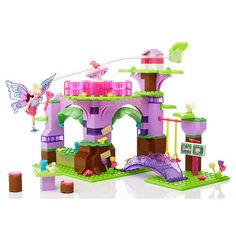 Barbie's Fairy Treehouse Building Set.  $20 Toys R Us. I want to remember this for next Christmas
