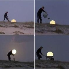 Funny pictures about Moon harvest. Oh, and cool pics about Moon harvest. Also, Moon harvest photos. Creative Photography, Art Photography, Night Photography, Moon Photos, Moon Pics, Moon Images, Perfectly Timed Photos, Nick Jr, Moon Garden