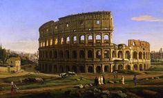 Colosseum-Rome-Casper-van-Wittel