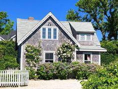 Cross gable cottage