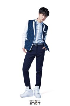 iKON Jinhwan for SMART SCHOOL UNIFORMS