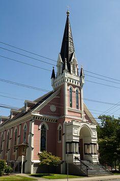 Immaculate Heart Catholic Church Portland, Oregon