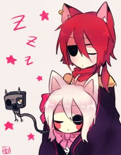 """Cr. Lulu 999 fnaf """"So cute!!"""""""