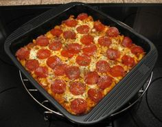 Easy Pizza Pasta Casserole OAMC) Recipe - Food.com - 111734