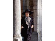 Mode ab 65: Glamour für Fortgeschrittene (Redaktion: Rhea Leisibach & Cati Soldani / Fotos: Nadine Ottawa)