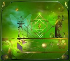 Emerald Tablets of Thoth ~ Tablet 15 ~ Secret of Secrets -