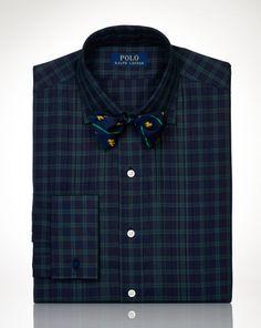 Custom-Fit Formal Regent Shirt - Polo Ralph Lauren Custom-Fit - RalphLauren.com
