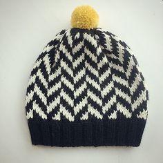 Ravelry: Big Herringbone Hat by Ingrid Aartun Bøe