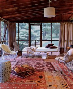 Make Mine Rustic...How To Create A Cozy Rustic Space | Trend Center by Rugs Direct