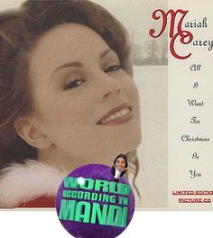 #TBT - Mariah Carey's All I want for #Christmas is You! amazing #music