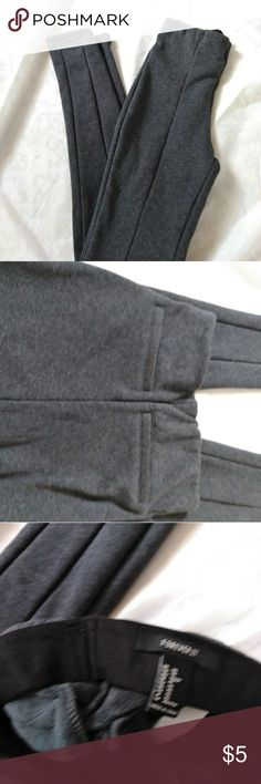 Fleece leggings Never worn Forever 21 Pants Leggings