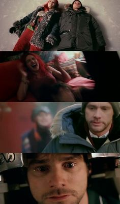 Eternal Sunshine of the Spotless Mind, 2004 (dir. Michel Gondry) Submitted by Crazy Simo [more Eternal Sunshine here] Cult Movies, Indie Movies, Action Movies, Jim Carrey, Vampire Weekend, Christopher Nolan, Stanley Kubrick, Clementine Eternal Sunshine, Meet Me In Montauk