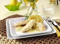 Recette de Poulet à la sauce Kiri ® moutarde : la recette facile