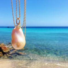 One of a kind pearl in the Caribbean Sea — B E C K  J E W E L S