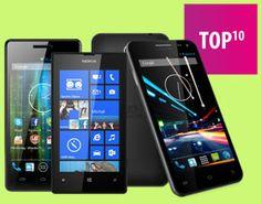 Polecane smartfony do 500 zł. Top 10 listopad 2014
