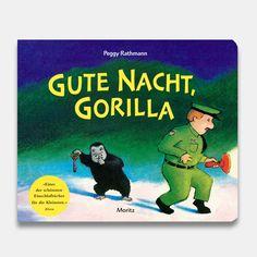 """Wer hat schon gern einen ganzen Zoo im Schlafzimmer? Die Frau des Zoowärters ist nicht gerade amüsiert, als auf ihr einfaches, an den Ehemann gerichtetes """"Gute Nacht, Liebling"""" eine ganze Batterie Zootiere - vom Elefanten bis zum Gürteltier - antworten, die es sich dort gerade gemütlich gemacht hatten. Denn der schlaue Gorilla hat dem Zoowärter bei seiner Abendrunde den Schlüssel entwendet und schleicht mit den anderen Tieren, deren Käfige er aufgeschlossen hat, hinter dem Zoowärter her bis…"""
