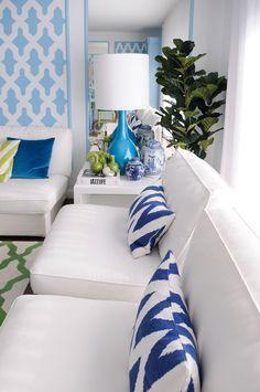 white slipper chairs
