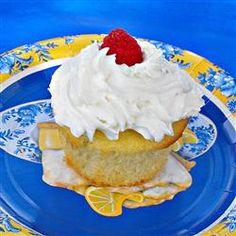 Pineapple Sponge Cake Allrecipes.com