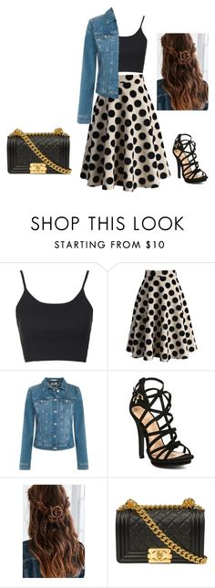 """""""i like"""" by katherine-molinabts on Polyvore featuring moda, Topshop, Chicwish y Tommy Hilfiger"""