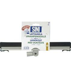 Sini 40 cm liinanpidikkeillä lattiankuivain | Karkkainen.com verkkokauppa 16,90€