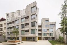 Wohnhäuser in Bukarest - Gebäudetechnik - Wohnen - baunetzwissen.de