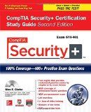 CompTIA Security+ Certification Study Guide, Second Edition (Exam SY0-401) (Certification Press) by Glen E. Clarke