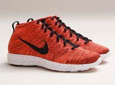 nike lunar flyknit chukka bright crimson release date 01 Nike Lunar Flyknit Chukka Bright Crimson Release Date
