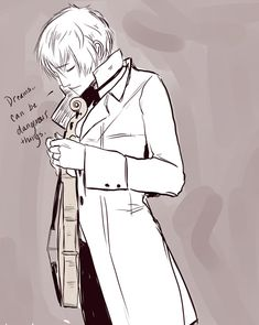 From Cassandra Jean ...  james 'jem' carstairs, the infernal devices