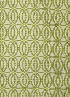 "Pearls Citrus Annie Selke Fabric 72% cotton 18% polyester jacquard multi purpose fabric. 1.5"" repeat. 54"" wide"