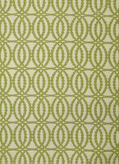 "Pearls Citrus Annie Selke Fabric 72% cotton 18% polyester jacquard multi purpose fabric. 1.5"" repeat. 54"" wide"