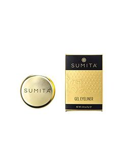 Sumita Cosmetics Gel Eyeliner Black *** For more information, visit image link. (This is an affiliate link) Gel Eyeliner, Eyeshadow, Eye Makeup, Image Link, Note, Cosmetics, Amazon, Brown, Beauty