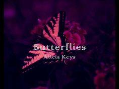 Alicia Keys - Butterflies (lyrics)
