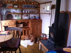 Inside our hut from a slightly different angle. Different Angles, Shepherds Hut, Inspiration, Biblical Inspiration, Inhalation, Motivation