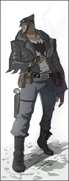 Rockabilly Joker, Batman and Robin Cartoon StyleArt - News - GeekTyrant