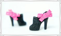 My Barbie Doll Shoes Design