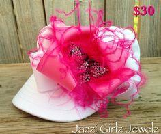 Cute hat for little divas