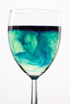 """Synethesia, which affects approximately one in 27 people, is a neurological condition in which stimulation of one sense (e.g., taste) produces experiences in a totally different sense (e.g., sight). So, for Jaime Smith, a synesthetic sommelier, a white wine like Nosiola has a """"beautiful aquamarine, flowy, kind of wavy color to it."""" Listen to the story by Audrey Carlsen on npr.  #Synesthesia"""