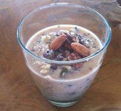 Overnight Oats 3.0: Chia zaden