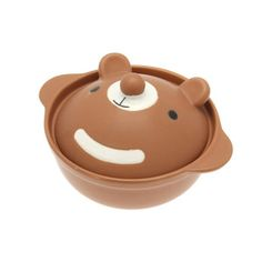 "Bear Casserole 6.25"", $27, now featured on Fab."