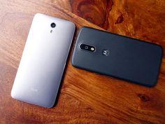 Lenovo ZUK Z1 versus Moto G4 Plus: Customizability takes on reliability
