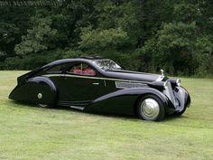 1925 Rolls Royce Phantom I Jonckheere Coupe (Nice!!!)
