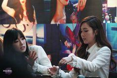 Taengsic SNSD Girls Generation fansign 140314