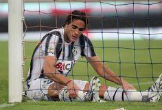 Alessandro Matri, Juventus FC  v Catania Calcio - Serie  A
