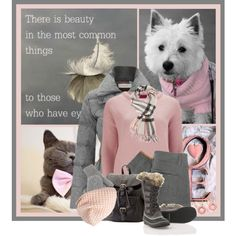 Casual in Pink and Gray by jackie22 on Polyvore featuring HUGO, Paul by Paul Smith, Stolen Girlfriends Club, SOREL, Charlotte Russe, Forever 21, Burberry and The North Face