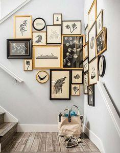 Comment accrocher un tableau au mur : les règles d'or à connaître