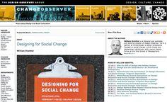 DO: Designing for Social Change Foreword